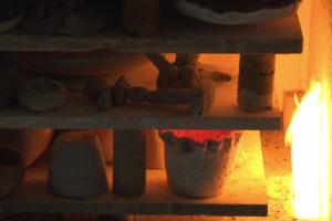 Das sind die Schritte beim Brennen von Keramik