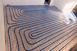 Korkboden und Fußbodenheizung gelten als echtes Traumpaar