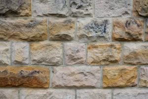 Über das Versiegeln von Sandstein