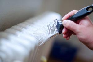 Wie hitzebeständig ist Acrylfarbe?