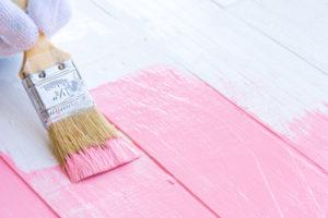 Acrylfarben überstreichen leicht gemacht