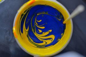 Acrylfarben mischen – was geht und was nicht