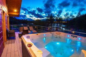 Balkon mit Pool – vom Plansch- bis zum Schwimmbecken
