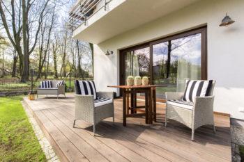 Balkon oder Terrasse - Wo liegen die Unterschiede?