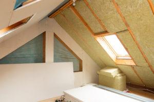 Wohnraum hinzufügen: Stocken Sie den Dachboden auf