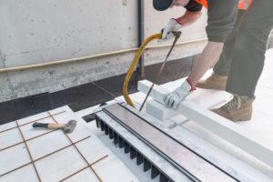 Die Dämmung bei der Dachterrasse: das Umkehrdach