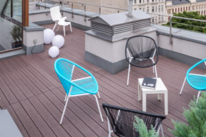 Die richtige Unterkonstruktion für die Dachterrasse