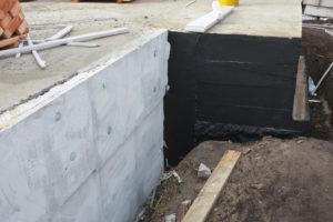 Dämmung unter der Bodenplatte