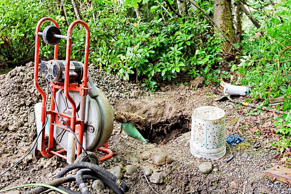 drainage-grundwasser