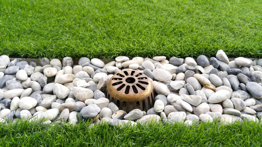 drainage-mit-vlies-verlegen