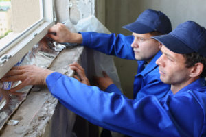 Die Dämmung – einer der wichtigsten Faktoren bei der Fensterlaibung