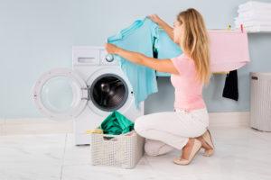 Flecken nach Waschen – wenn die Wäsche nach dem Waschen schmutzig ist
