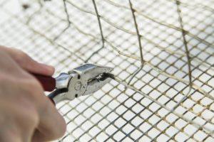 Gabionen selber bauen – so können Sie die Gitterkörbe selber bauen