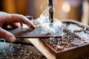 Gusseisen bohren – so machen Sie es richtig