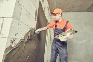 Porenbeton verputzen – so verputzen Sie die Wand richtig