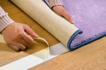 Berühmt Teppich auf Laminat verlegen - Vorbereitung und Durchführung PU44