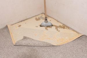 Teppich unter Laminat liegen lassen – Vorteil oder Nachteil?