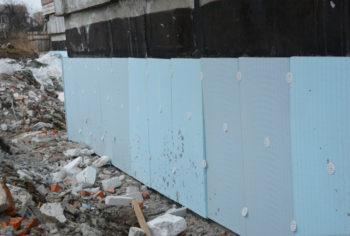 Berühmt Keller außen isolieren - Vergleich zur Isolierung von innen SG95