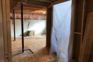 Keller renovieren – So nehmen Sie Ausbesserungen vor