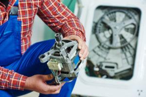 Kohlen einer Waschmaschine wechseln – das müssen Sie tun