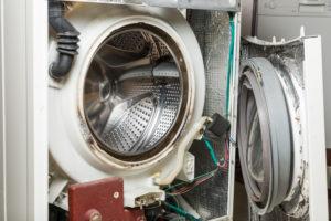 Trommel der Waschmaschine ausbauen – Schrittweise Anleitung