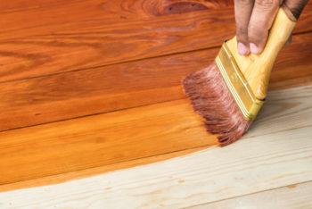Extrem Holztisch wetterfest machen - So schützen Sie ihn vor Witterung HM92