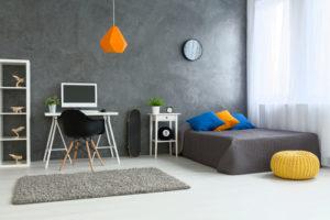 Jugendzimmer streichen – neue Farben müssen her