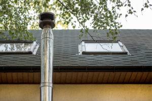 Schornstein Stahl montieren Kosten