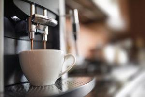 Richtiges Entlüften bei der vollautomatischen Kaffeemaschine