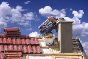 Den Schornstein verputzen – so vermeiden Sie häufige Fehler