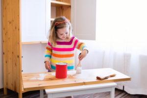 Den Schrank streichen – So machen Sie es richtig