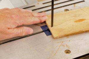 Sperrholz sauber schneiden