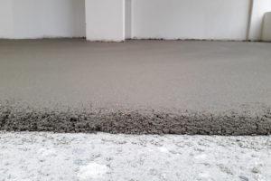 Zementestrich lüften – so geht es richtig!