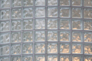 Glasbausteine fachgerecht mauern