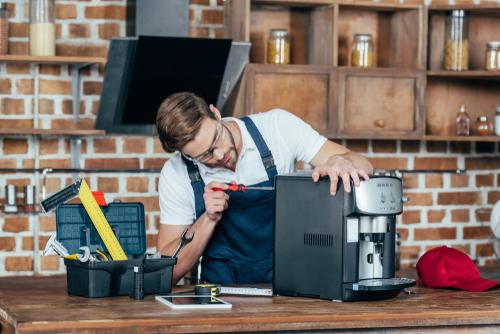 kaffeemaschine-reparatur