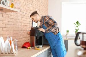 Kaffeemaschinen haben diese Schwachstellen und werden undicht