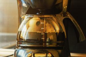 Vergessen Sie besser nicht, die Kaffeemaschine auszuschalten