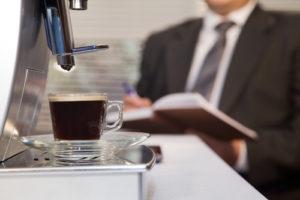 Warum der Kaffee aus dem Kaffeevollautomat zu dünn ist