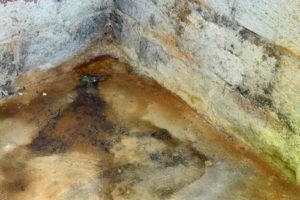 Den Keller von innen trockenlegen