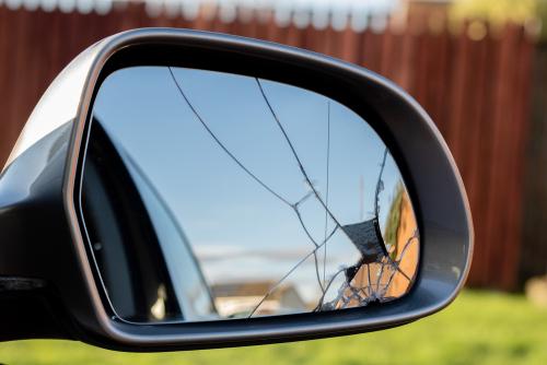 spiegel-kleben