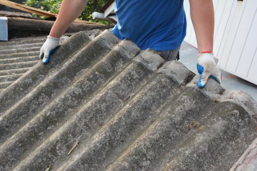 asbest-dachplatten