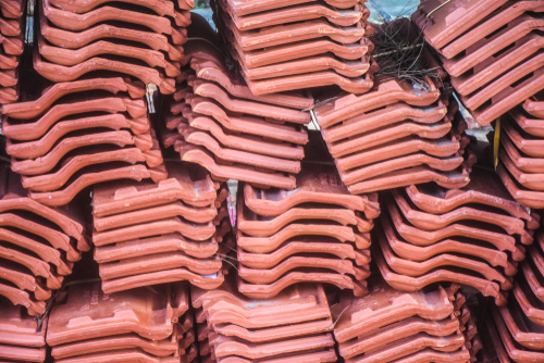 dachziegel-arten