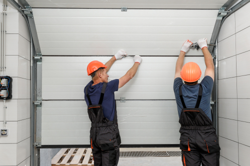 garagentor-ausbauen