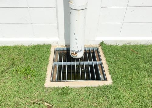 regenwasser-drainage
