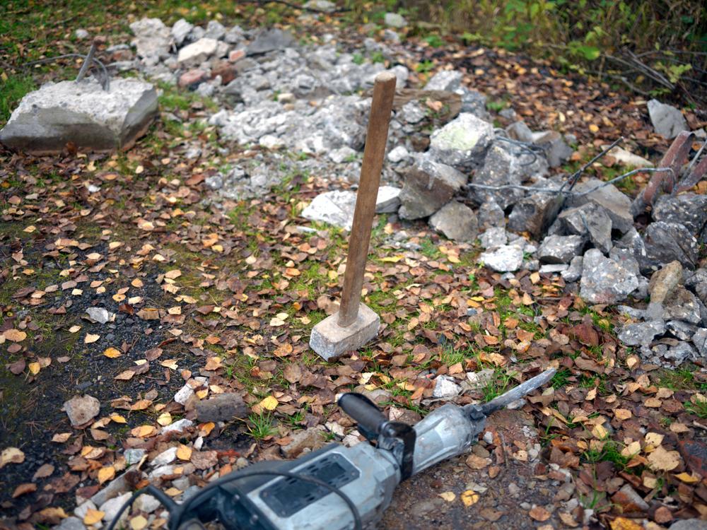 beton-entsorgen