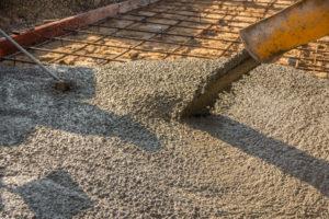 Der Aufbau einer Betondecke