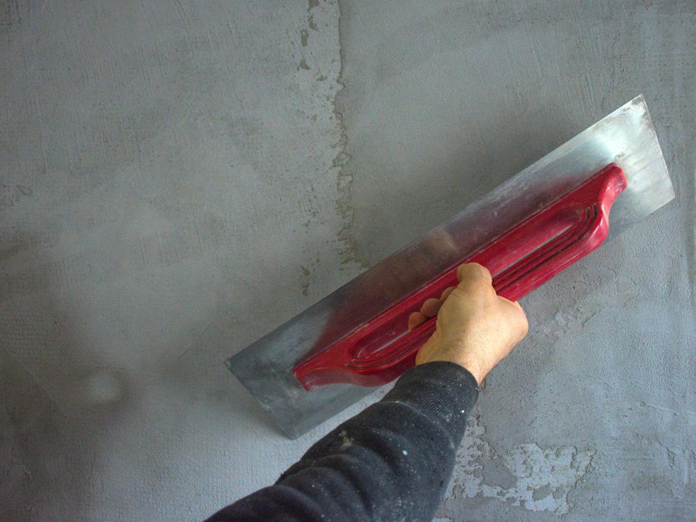 betonmauer-verputzen