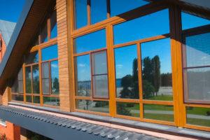 Fensterglas verspiegelt – alle Informationen