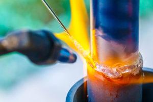 Wie repariert man eigentlich ein Kupferrohr?