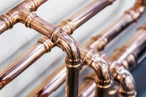 Trinkwasserversorgung durch Kupferrohre – gefährlich oder nicht?